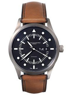 New 2013 Maurice de Mauriac Zurich Watch  automatic  28.36 day date