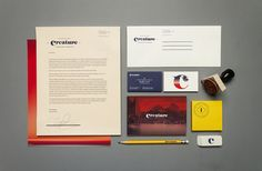 Creature Identity by Clara Mulligan, via Behance