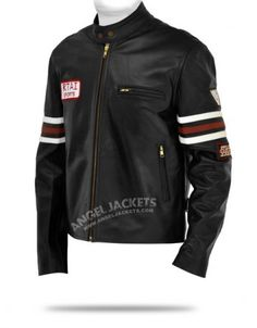 $199.00 - You Can Buy Dr. House M.D. Leather Jacket at the Lowest Price. Also Get Special Discounts on Motorcycle House M.D. Gregory Leather Jacket.