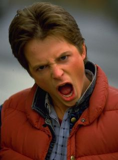 Marty Mcfly, Good Movies To Watch, Great Movies, Jonathan Lipnicki, Michael Fox, Spin City, Bttf, Back To The Future, Cute Guys