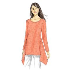 Misses' Tunic, V8976 http://voguepatterns.mccall.com/v8976-products-47953.php?page_id=174