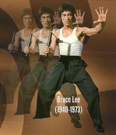 Bruce Lee @Bazaart