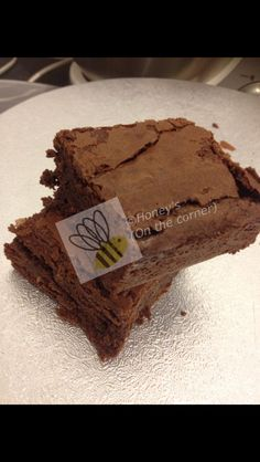 Honey's awesome brownies