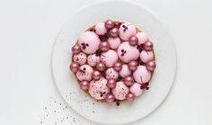 Kirsebær-lakridskage - Lakrids by Johan Bülow