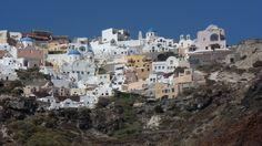 Photo : Ile de SANTORIN: un Volcan Grec ,  Grèce, Cyclades, Thira. Toutes les photos de Aline MEYRE sur L'Internaute