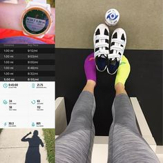 Run 5mi  bike 22.75 mi this morning& feeling great! Even though I wanted to throw my phone across the room when it went off at 4:30 totally worth it! & Weather is  today  AND to top it off it's Friday! Woop woop! Shoutout to @coach_simmons_runs - having these workouts really motivates me to push myself . . . #run #runningcoach #running #runner #instarunners #instamood #instagood #friyay #cycle #garmin #garmingirl #garminrocks #photooftheday #flywheel #runtoinspire #runnerscommunity #workout…