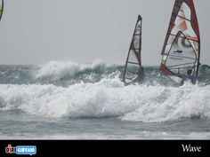 Wave - Sal Island, Capo Verde