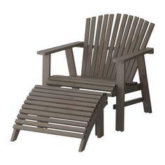SUNDERÖ Chaise, outdoor - IKEA