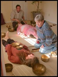 Tibetan Bowl Sound Healing School  www.tibetanbowlschool.com