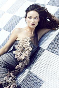 Beautiful Olivia Wilde- Vegan celebrity