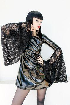 Style de ADELE PIERRI Dark Moon Glam Goth Rock par AdelePierri                                                                                                                                                                                 Plus