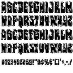 POCKET MONSTER BEVEL FONT Top Free Fonts, Free Fonts Download, Online Fonts, Pocket, Drawing, Words, Fonts, Draw, Horse
