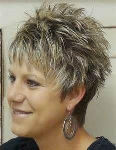 Short Spikey Hairstyles for Women   Short Hairstyles   Pinterest