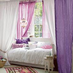 Pre-teen Bedroom concept.