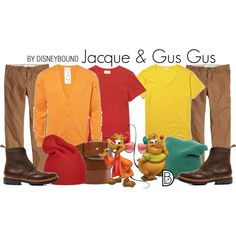 Look cute as a mouse in these Jacque &  Gus Gus inspired outfits. | fashion…