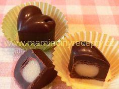 Mousse, Panna Cotta, Chocolate, Ethnic Recipes, Food, Candy, Dulce De Leche, Essen, Chocolates