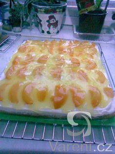 Recept Ovocné řezy - A jsou hotové.