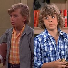 Leonard Unger On The Odd Couple  Before they were teen heartthrobs, Willie Aames (left) and Leif Garrett (right) shared the role of Leonard Unger on The Odd Couple.: