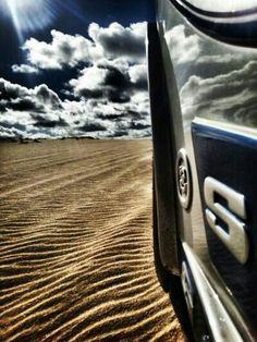 Dune Buggying in Natal, Brasil