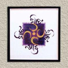 Expression of Motherhood - Calligraphy Art Marathi Calligraphy Font, Calligraphy Words, Outdoor Wall Art, Krishna Painting, Diy Wall Art, Folk Art, Kathak Dance, Mantra Tattoo, Fonts
