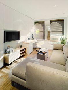 Projeto: JPDA - East Village Studio, Nova York (EUA) - Casa e Decoração - UOL Mulher