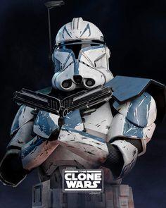Star Wars Rebels, Star Wars Clone Wars, Star Wars Art, Star Wars Pictures, Star Wars Images, Guerra Dos Clones, Star Wars Episode 4, 501st Legion, Warriors
