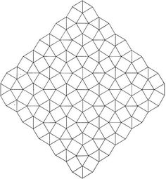 Geometric Shapes  tons of free advanced coloring pages  Kid