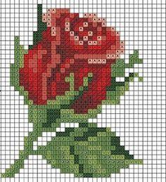 123 Cross Stitch, Cross Stitch Cards, Cross Stitch Flowers, Cat Cross Stitches, Cross Stitch Embroidery, Cross Stitch Patterns, Loom Patterns, Mario Crochet, Pixel Crochet
