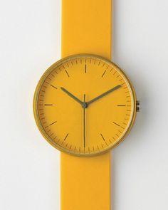 yellow watch ++ Uniform Wares