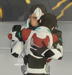 """ I love you no matter what. You're my friend, my family and I accept you for who you are. Galra or no Galra you are still Keith."""