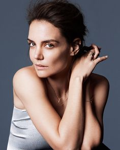 Katie Holmes opens up to the More Magazine February 2016 about growing older