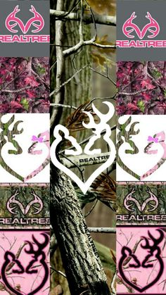 [Homepack Buzz] Check out this awesome homescreen! Val Baxter realtree