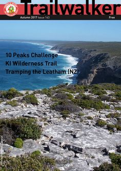 Hike South Australia's 1,200km Heysen Trail from Cape Jervis, Fleurieu Peninsula to Parachilna Gorge, Flinders Ranges. Huts & campsites for bushwalkers.