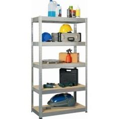 Regál kovový MALLIUM mm, 5 polic nosnost á pozink Ladder Bookcase, Shoe Rack, Police, Shelves, Home Decor, Shelving, Homemade Home Decor, Shoe Cupboard, Shelf
