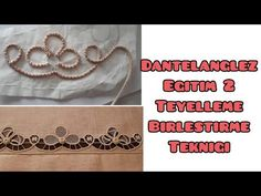 Point Lace, Needle Lace, Decoration, Youtube, Make It Yourself, Pattern, Blog, Handmade, Videos