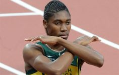 Local Celebrities Up In Arms About Criticism On Caster Semenya Sport Fashion, Fitness Fashion, Caster Semenya, 2012 Summer Olympics, History Online, Rio 2016, African History, Sport Man, Workout Leggings