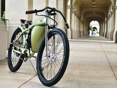 Covet these Beautiful Motorized Bicycles from Phantom Bikes : Discovery Channel