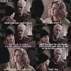 Spike, Joyce and Buffy (Becoming Pt. 2)