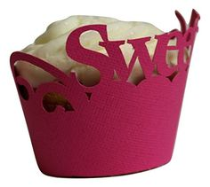 All About Details Taffy Pink Sweet 16 Cupcake Wrappers Set of 12 -- Read more  at the image link.