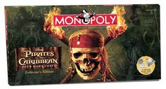 Pirates of the Caribbean Collector's Edition - Monopoly Wiki