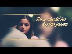 Tenu Chad Ke Kithe Jawan 💑Main Tenu Samjhawan Ki 💏female WhatsApp status - YouTube Cute Love Gif, Cute Love Songs, Cool Music Videos, Good Music, Song Quotes, Best Quotes, Sweet Love Images, Best Video Song, Mp3 Song Download