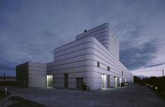 APV, Anhydro Testcenter | Gottlieb Paludan Architects