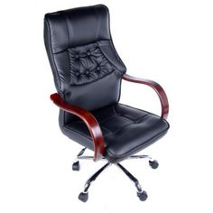 Scaun de birou model 869     Cauti un scaun de birou ieftin?  Cumpara acum un scaun de birou la cel mai mic pret din piata!  Profita acum de toate reducerile noastre la scaune!     Scaun directorial cu spatar inalt tapitat cu piele ecologica, baza metalica cromata si brate Mai, Model, Furniture, Design, Home Decor, Decoration Home, Room Decor, Scale Model