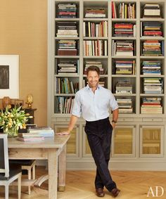 Before : Decorator Nate Berkus Reinvents His Manhattan Duplex
