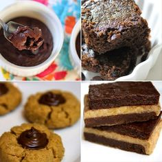 HEALTHY Chocolate? Be still my heart! Click to check out these recipes