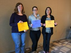 2017 Feb Des Moines, Iowa Cheri, Emily and Angie...great group of ladies that I had the privilege of teaching...small and mighty group for this workshop. I know that they will do wonderful things!