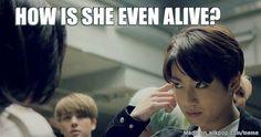 THAT GAZE THO *DEAD* | allkpop Meme Center