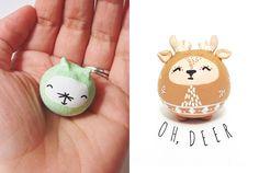 Little Creatures by Anita's Gatos etsy shop