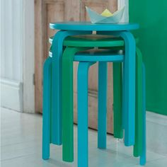 Dulux-MBM_Stools.cr. Find more ideas at Redonline.co.uk