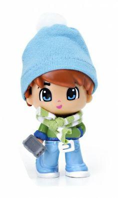 Pinypon Figuras Nieve: M gorrito azul. #Pinypon #minidolls #toys #juguetes #dolls #fantasy #kids #ToyStore